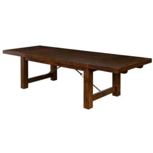 Tuscany Dining Table (extendable) by Sunny Designs
