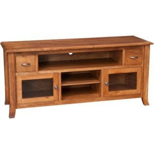 Villa 67″ TV Cabinet by Amish Crafted by Noah Bontrager