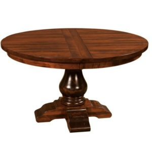 Wellington Table by Amish Crafted by Noah Bontrager