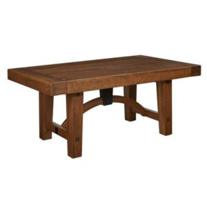 Woodland Table by Amish Crafted by Noah Bontrager