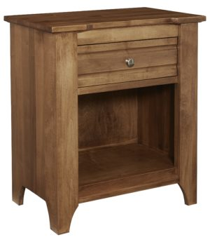 Woodrow 3-Drawer Night Stand by Amish Crafted by Noah Bontrager
