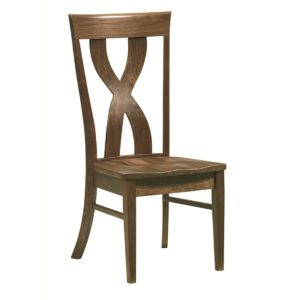 Xander Side Chair by Amish Crafted by Noah Bontrager
