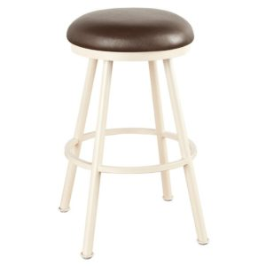 Arcadia Swivel Barstool (Backless) by Callee