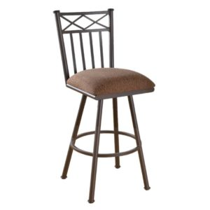 Arcadia Swivel Barstool by Callee