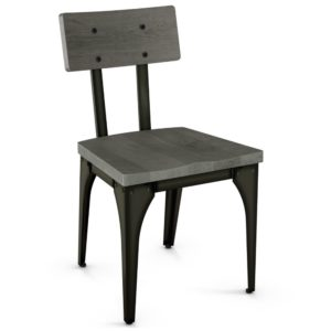 Architect Chair (wood) ~ 30263 by Amisco