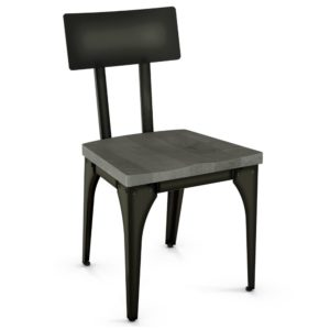 Architect Chair (wood) ~ 30563 by Amisco