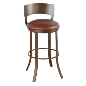 Bailey Swivel Barstool by Callee