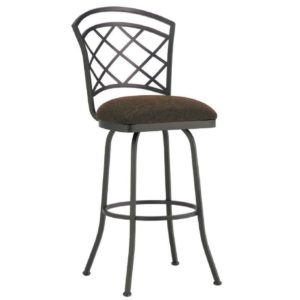 Baldwin Swivel Barstool by Callee
