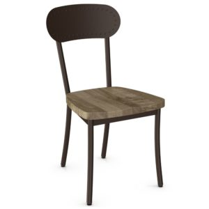 Bean Chair (wood) ~ 30568 by Amisco