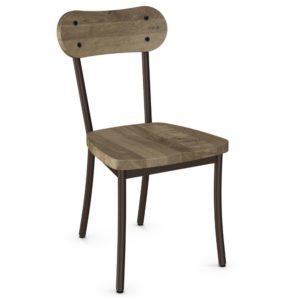 Bean Chair (wood) ~ 30268 by Amisco