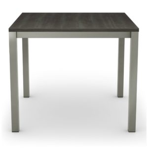 Carbon-Wood Table ~ 50662 by Amisco