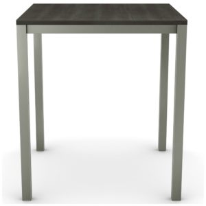 Carbon-Wood Counter Height/Pub Table ~ 50662 by Amisco