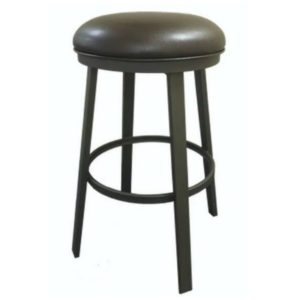 Carson Swivel Barstool (Backless) by Callee