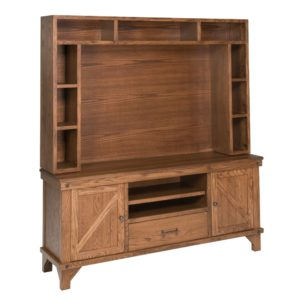 Cedar Lakes Console Hutch by Amish Crafted by Noah Bontrager