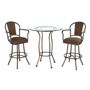 Charleston 3 Piece Pub Set by Callee