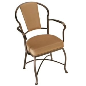 Charleston Dining Chair w/ Arms by Callee
