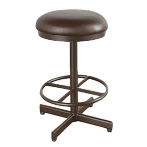 Daytona Swivel Barstool (Backless) by Callee