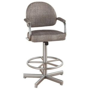 Daytona Swivel Barstool w/ Arms by Callee