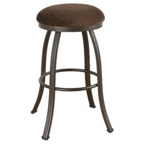 Delta Swivel Barstool (Backless) by Callee