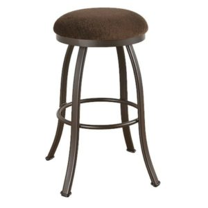 Denver Swivel Barstool (Backless) by Callee