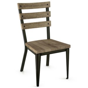 Dexter Chair (wood) ~ 30223 by Amisco