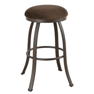 Dunhill Swivel Barstool (Backless) by Callee