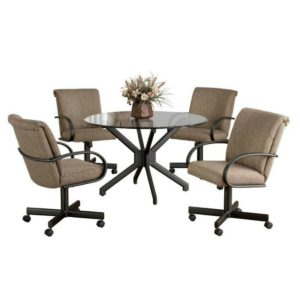 Durant 5 Piece Dining Set by Callee