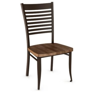 Edwin Chair (wood) ~ 35198 by Amisco