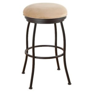 Fairview Swivel Barstool (Backless) by Callee