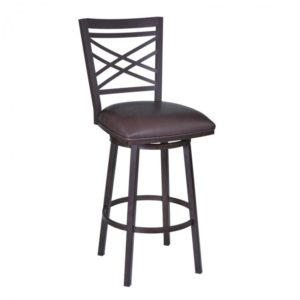 Fargo Swivel Barstool by Lee Jay