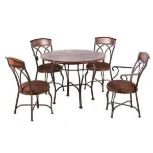Hayward 5 Piece Dining Set by Callee
