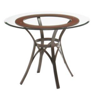 Kai (glass) Table ~ 50607 by Amisco