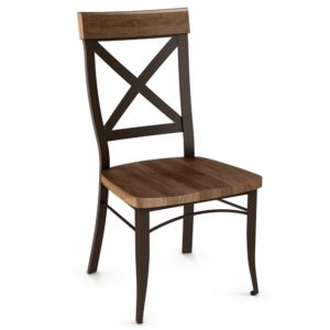 Kyle Chair (wood) ~ 35214 by Amisco