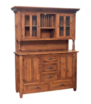 Tuscana Hutch by Amish Crafted by Noah Bontrager