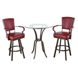 Laguna 3 Piece Pub Set by Callee