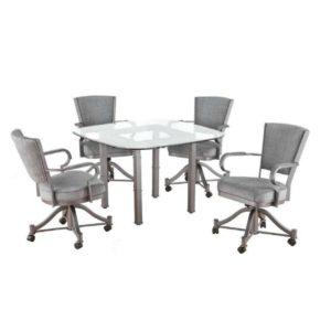 Laguna 5 Piece Dining Set by Callee