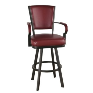 Laguna Swivel Barstool w/ Arms by Callee