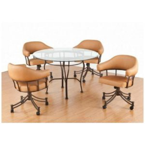 London 5 Piece Dining Set by Callee