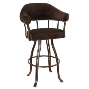 London Swivel Barstool w/ Arms by Callee
