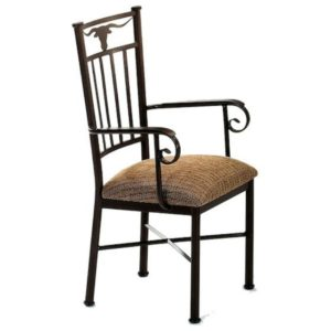 Longhorn Dining Chair by Callee