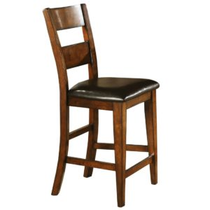 Mango 24″H Ladderback Barstool (Mango) by Winners Only