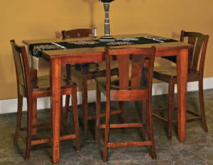 Memphis Pub/Dining Collection by Amish Crafted by Noah Bontrager