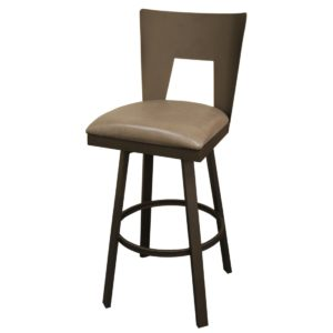 Midland Swivel Barstool by Callee
