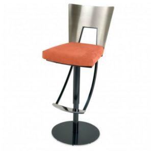 Regal Gas Lift Adjustable Barstool by Elite Modern