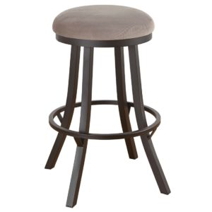 Rochester Swivel Barstool (Backless) by Callee