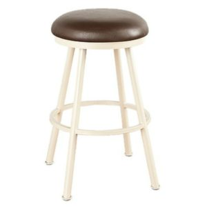 Sonoma Swivel Barstool (Backless) by Callee