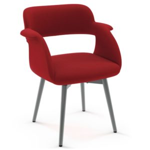 Sorrento Swivel chair (cushion) ~ 30539 by Amisco