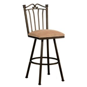Sunset Swivel Barstool by Callee