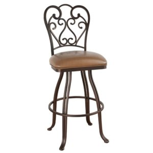 Valencia Swivel Barstool by Callee