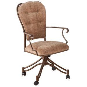Valencia Swivel/Tilt Dining Chair by Callee